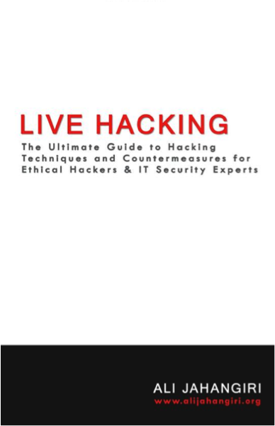 Cover Image Live Hacking