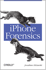 Cover of iPhone Forensics