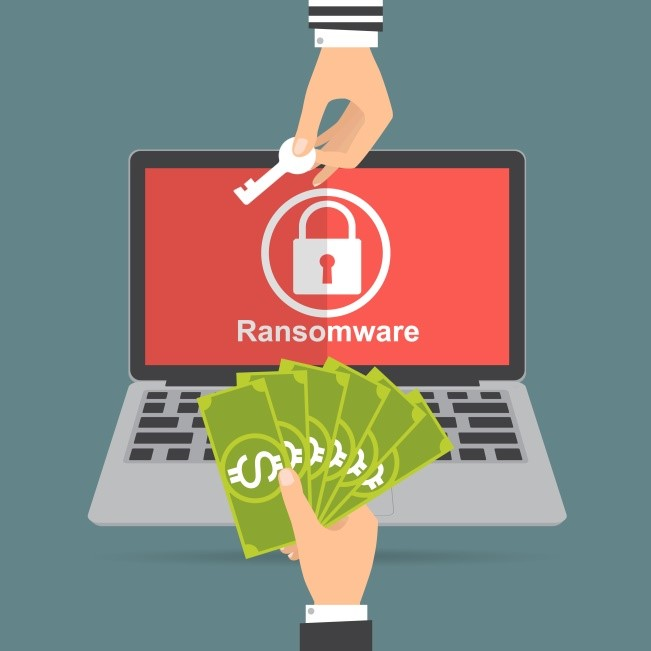 Ransomware Epidemic - cover